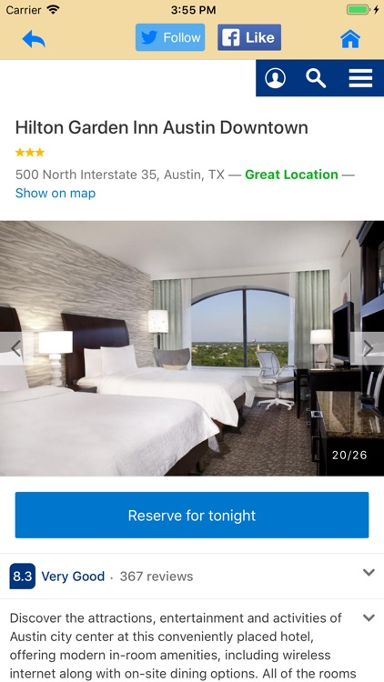 Hotels for Tablets screenshot-6