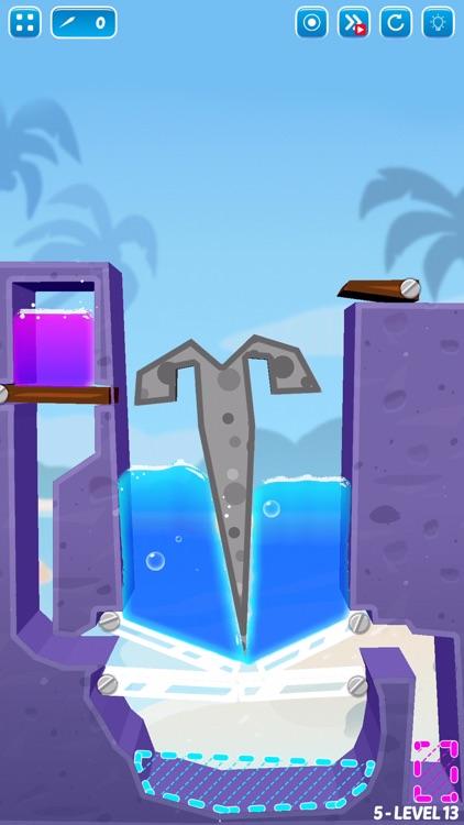 Splash Canyon - Water Puzzles screenshot-9