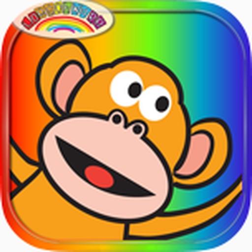 Five Little Monkeys HD