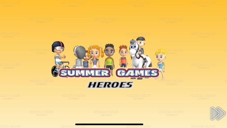 Summer Games Heroes screenshot-9