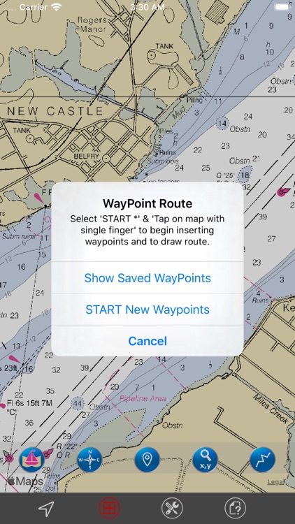 Delaware Bay – Nautical Charts screenshot-5