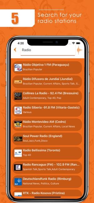 Car Radio on the App Store