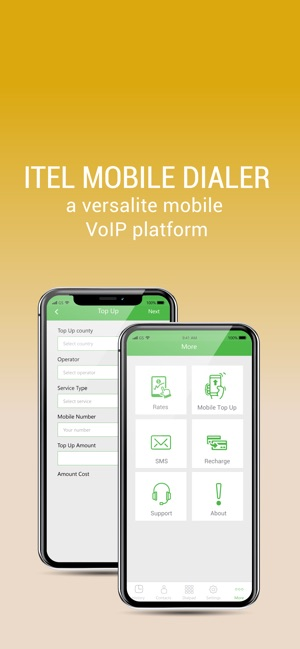 iTel Mobile Dialer  on the App Store