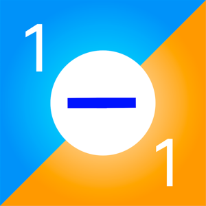 1 - 1 Subtraction Game - Education app