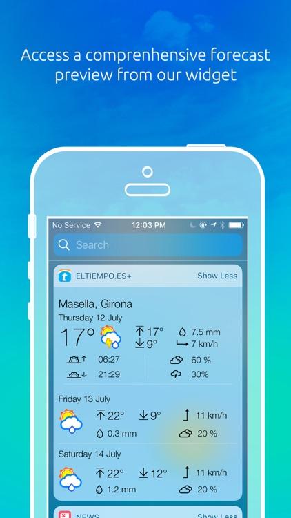 Eltiempo.es+ screenshot-9