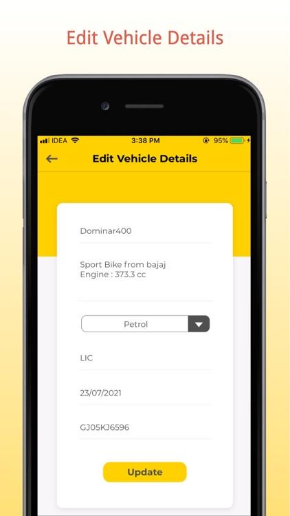 Vehicle Expense - Fuel Log screenshot-7