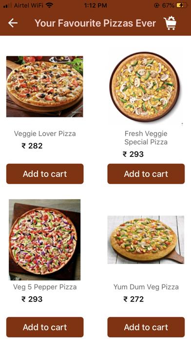 Mexican Pizza screenshot 2