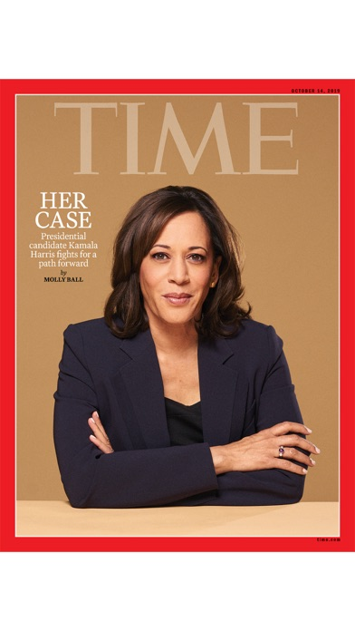 Screenshot for TIME Magazine in United States App Store