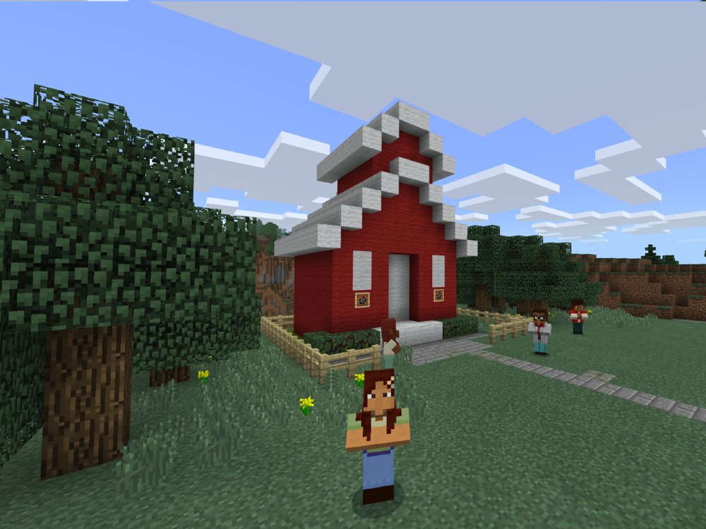 Minecraft: Education Edition App for iPhone Free Download
