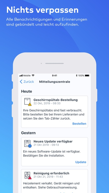 Home Connect App screenshot-8