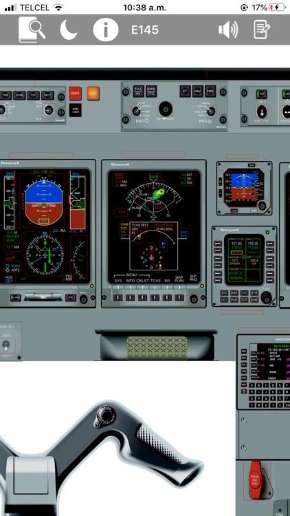 E145 Virtual Panel screenshot-0
