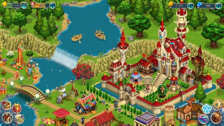 Fairy Kingdom: Castle of Magic screenshot-7
