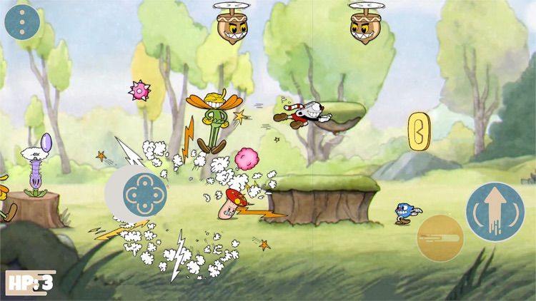 CUPHEAD MOBILE VERSION screenshot-3