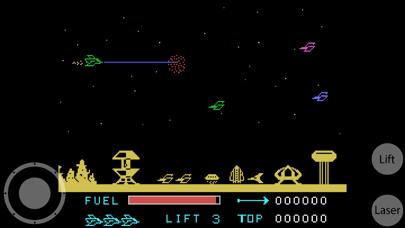 Screenshot from Retro Parsec
