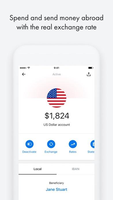Screenshot for Revolut - Radically Better in Denmark App Store