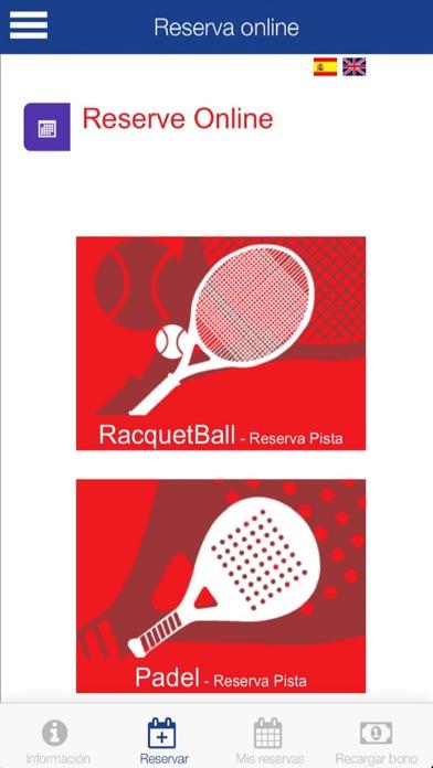 Club Raqueta Panama screenshot 3