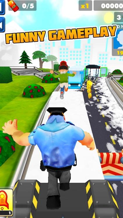 Railway Surfers screenshot-3