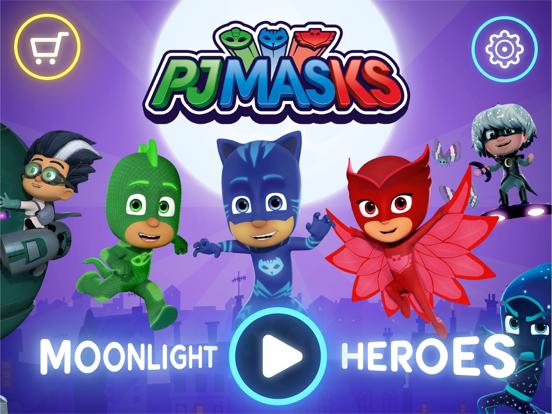 PJ Masks™: Moonlight Heroesのおすすめ画像1