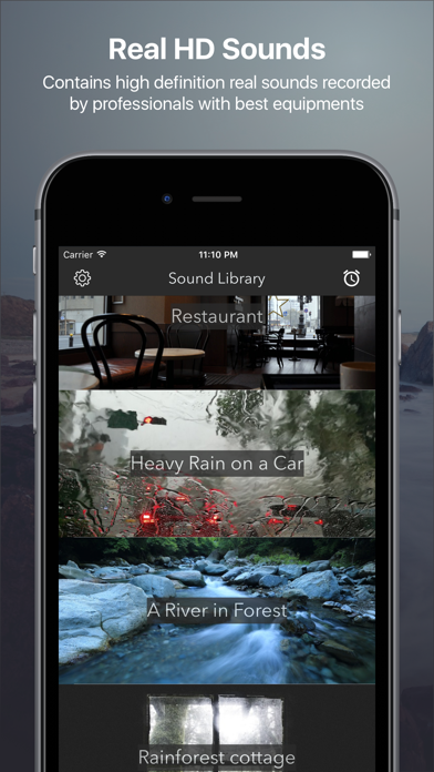 リラックスした雨と雷、雨の音、深い眠りリラクゼーション、瞑想のおすすめ画像2
