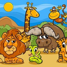 Variety Of Animal