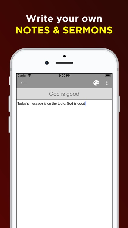 KJV Bible Offline - Audio KJV screenshot-7