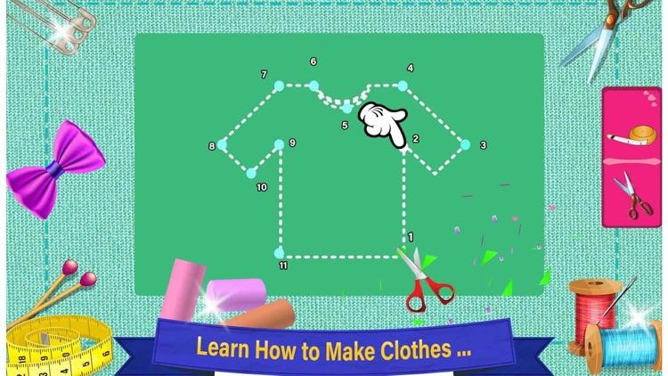 Little Fashion Tailor screenshot-5