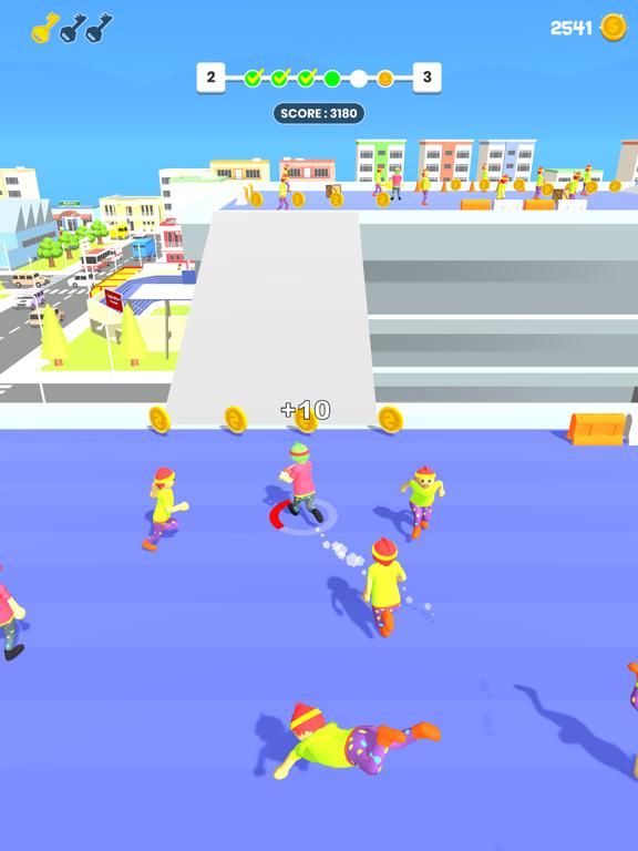 Ball Rush 3D! screenshot 10