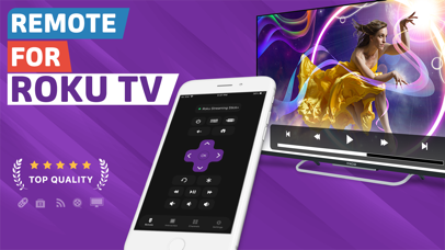 Top 10 Apps like Smurple Remote for TCL Roku TV in 2019 for iPhone