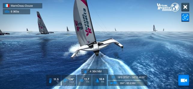 Virtual Regatta Offshore on the App Store