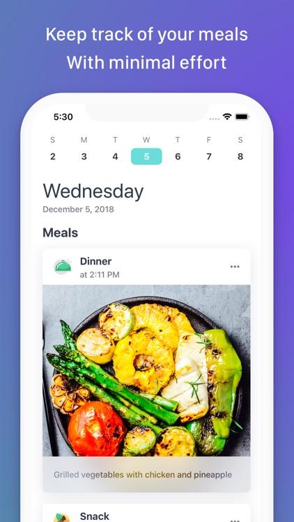 MealSnap: Photo Food Diary