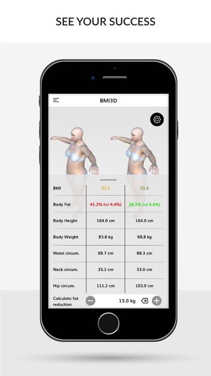 BMI 3D (Body Mass Index 3D)