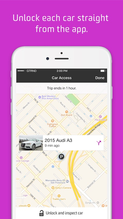 Getaround - Instant Car Rental screenshot-3