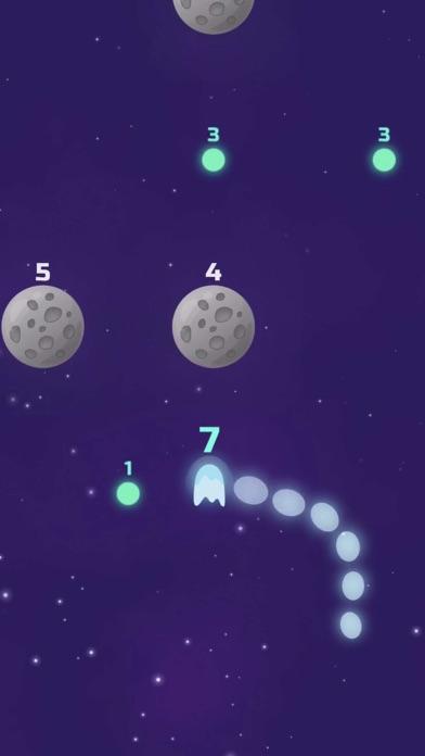 Comets vs Planets! screenshot 4