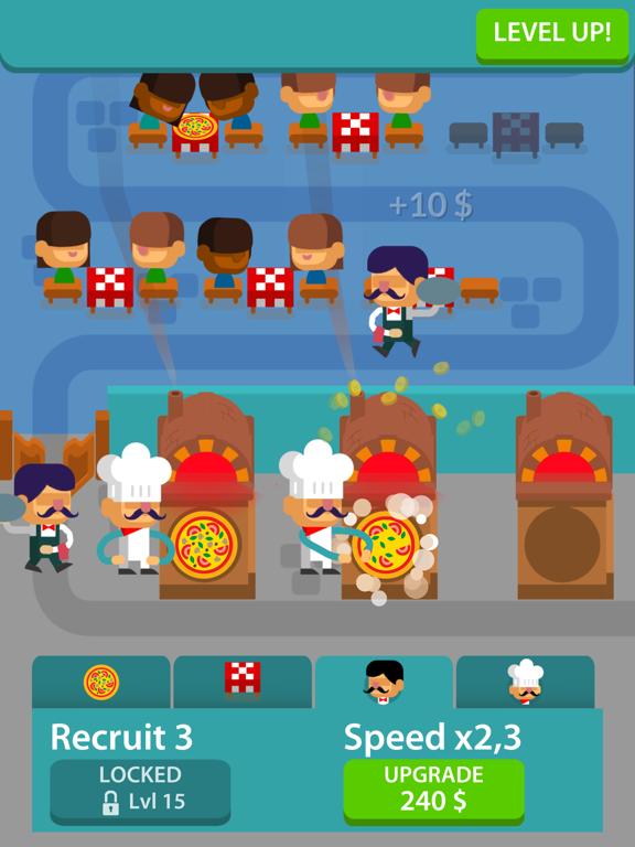 Idle Pizza Tycoon screenshot 5