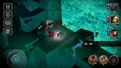 Battle Chasers: Nightwar screenshot1