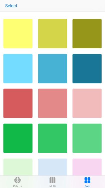 KeepColors - Color Palette screenshot-5