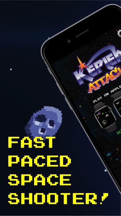 Kepler Attack for Watch screenshot-0