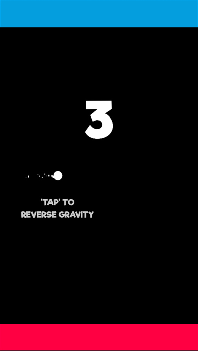 Gravital : Gravity Balls screenshot two