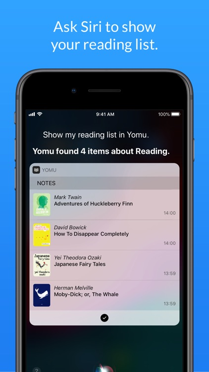 Yomu EBook Reader screenshot-7