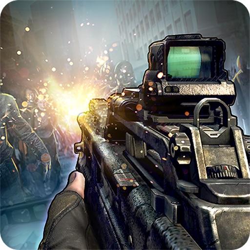 Zombie Frontier 3: Sniper FPS iOS App