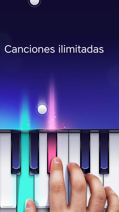 Screenshot for Piano - Teclado y canciones in Chile App Store