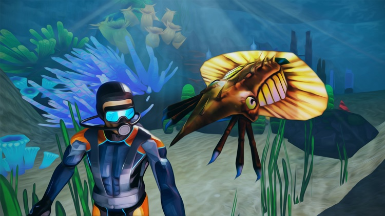 Raft Survival Underwater World screenshot-6