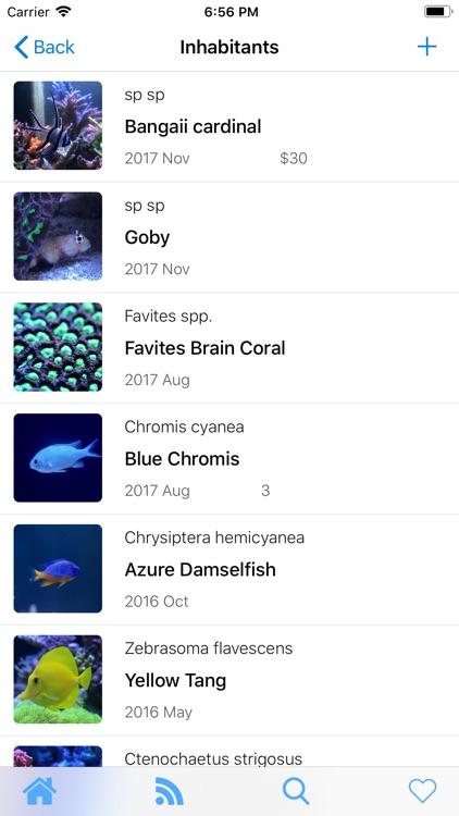 AquaticLog screenshot-4