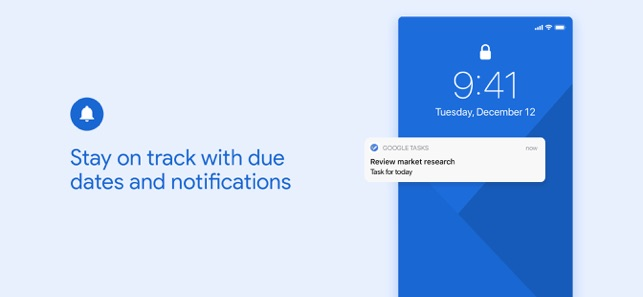 Google Tasks: Get Things Done Screenshot