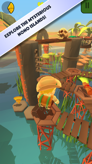 Screenshot from Nono Islands