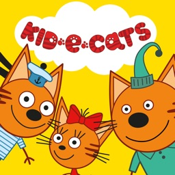 Kid-E-Cats Picnic with Friends