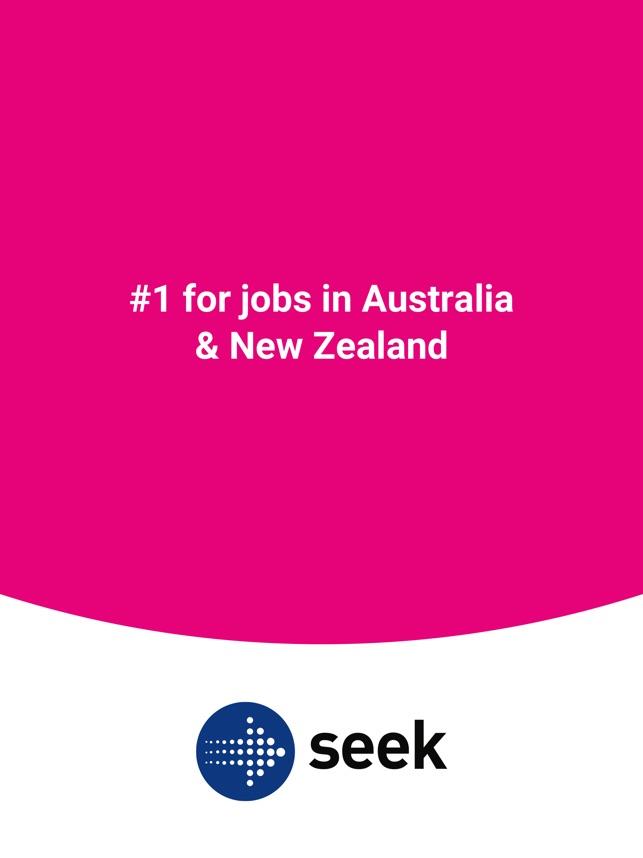 SEEK Jobs - Job Search on the App Store