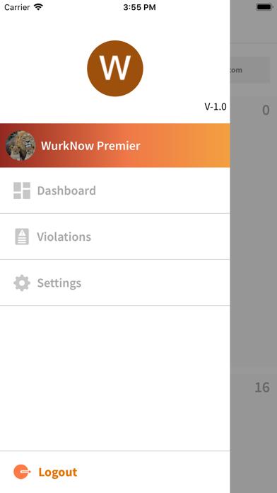 WurkNow: Compliance App Screenshot
