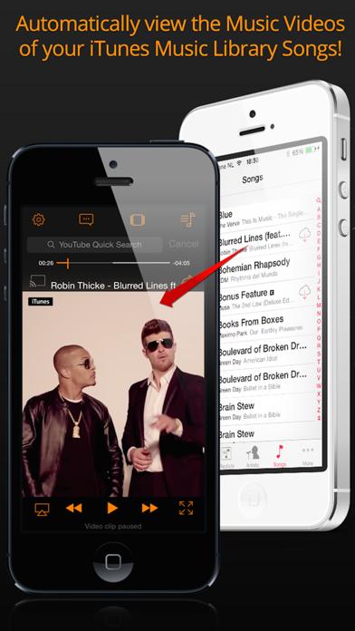 AudioViz  - View Songs screenshot two