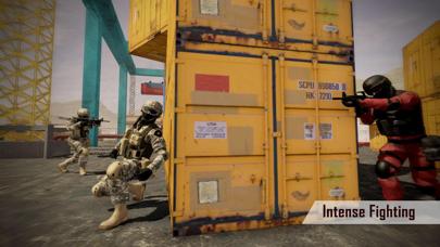 Swat Shooter Counter Warrior screenshot 1